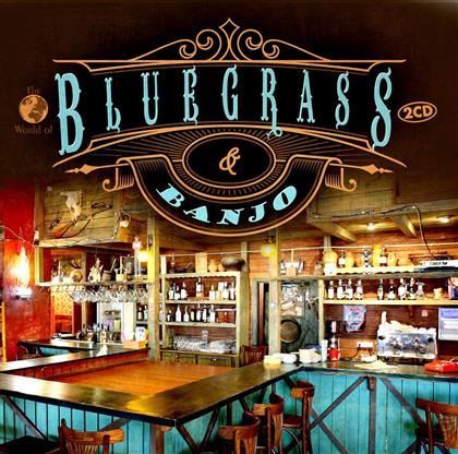 Bluesgrass & Banjo (2 CDs)