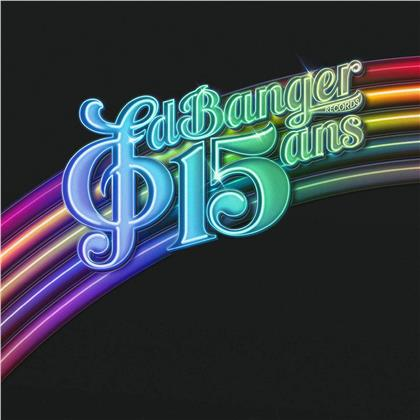 Ed Banger Records 15 Ans