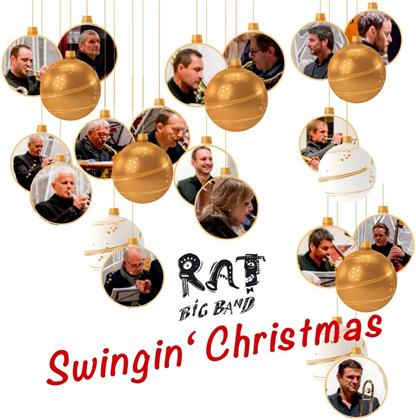 Rat Big Band - Swingin' Christmas - Instrumental
