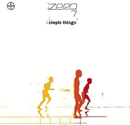 Zero 7 - Simple Things (2018 Reissue, 2 CDs)