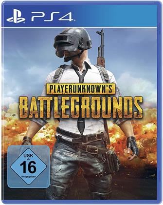 PUBG - Players Unknown Battlegrounds (German Edition)