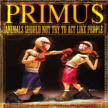 Primus - Animals Should Not Try To Act Like People (2018 Reissue, LP)