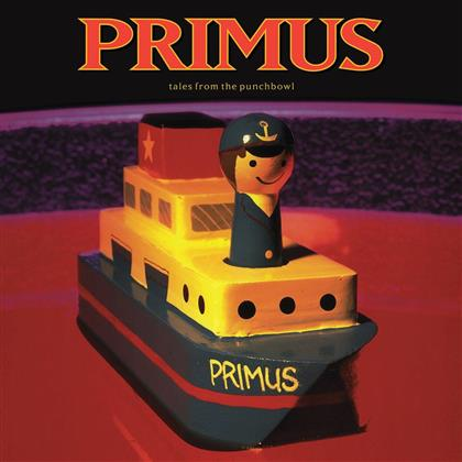 Primus - Tales From The Punchbowl (2018 Reissue, 2 LPs)