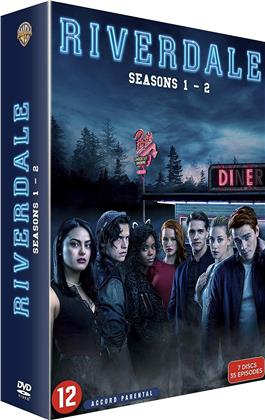 Riverdale - Saisons 1 & 2 (7 DVD)