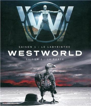 Westworld - Saisons 1 & 2 (6 DVD)