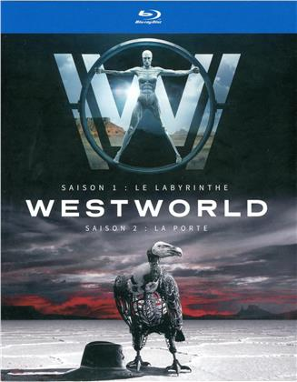 Westworld - Saison 1 & 2 (6 Blu-ray)