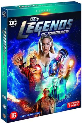 DC's Legends of Tomorrow - Saison 3 (4 DVD)