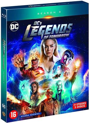 DC's Legends of Tomorrow - Saison 3 (3 Blu-ray)