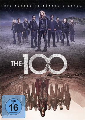 The 100 - Staffel 5 (3 DVDs)