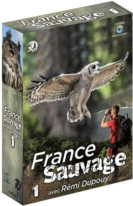 La France Sauvage - Coffret 1 (3 DVDs)