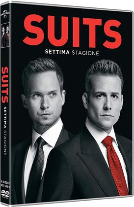 Suits - Stagione 7 (4 DVD)