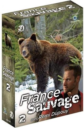 La France Sauvage - Coffret 2 (3 DVDs)