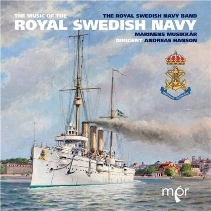 Daniel Hanson & Royal Swedish Navy Band - Music Of The Royal Swedish Navy