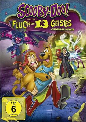 Scooby-Doo! und der Fluch des 13. Geistes - Original Movie (2019)