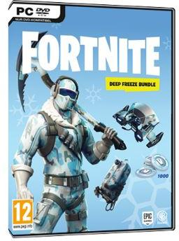 Fortnite - Deep Freeze Bundle (1000 V-Bucks) - (Code in a Box)