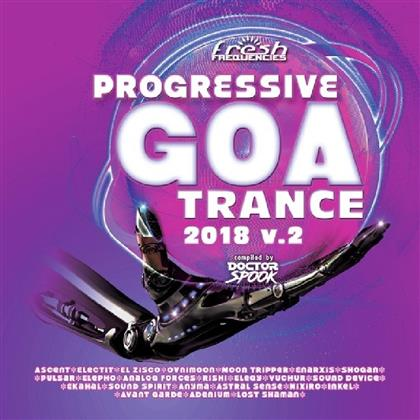 Progressive Goa Trance Vol. 2 (2 CDs)