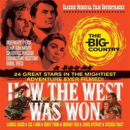 Big Country / How The West Was Won - OST