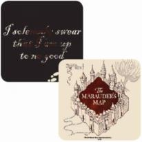 Harry Potter - Marauders Map Lenticular