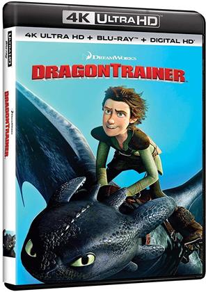Dragon Trainer (2010) (4K Ultra HD + Blu-ray)