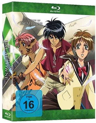 The Vision of Escaflowne - Die komplette Serie (Collector's Edition, 4 Blu-rays)
