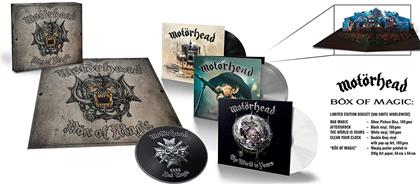 Motörhead - Box Of Magic (Limited Edition, 5 LPs)