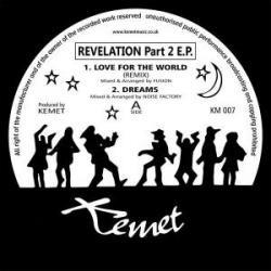 Revelation Part 2 EP (LP)