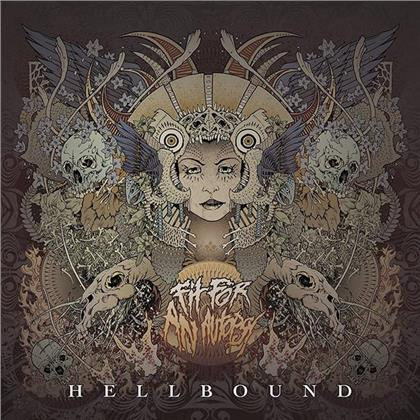 Fit For An Autopsy - Hellbound (2018 Reissue, Brown And Black Marble, LP)