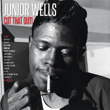 Junior Wells - Cut That Out (Not Now Music, 2 LPs)