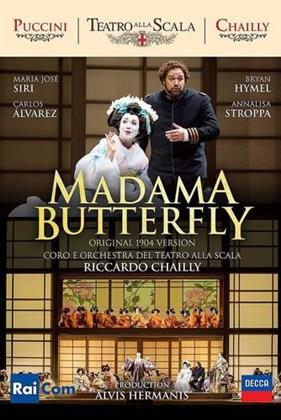 Orchestra of the Teatro alla Scala, Riccardo Chailly, … - Puccini - Madame Butterfly (Decca)