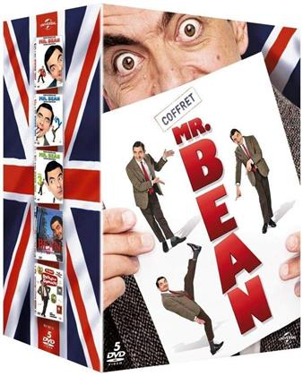 Mr. Bean - Coffret (25th Anniversary, 5 DVDs)