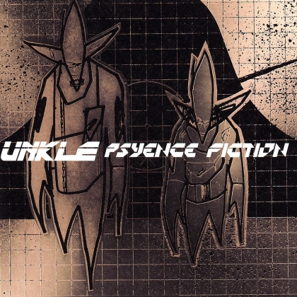 Unkle - Psyence Fiction (2019 Reissue, Deluxe Edition, 2 LPs)