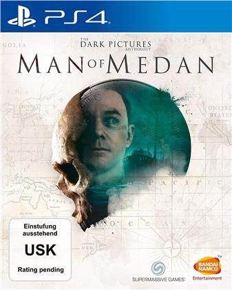 The Dark Pictures Anthology: Man of Medan (German Edition)