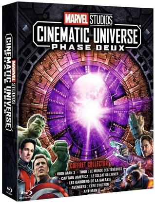 Marvel Studios Cinematic Universe - Phase 2 (6 Blu-ray)