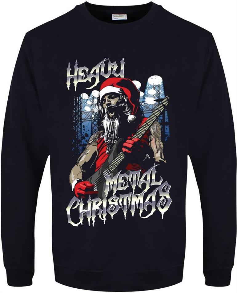 Heavy Metal Christmas.Heavy Metal Christmas Christmas Jumper