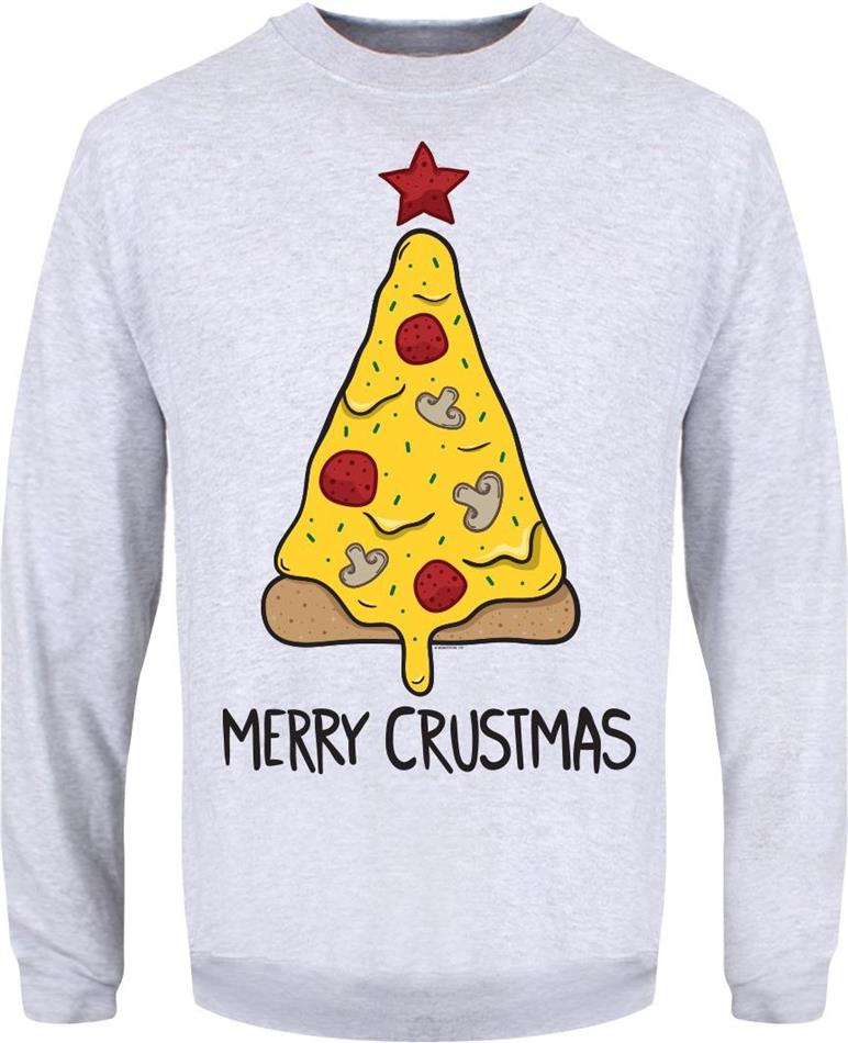 Merry Crustmas - Christmas Jumper - Grösse S