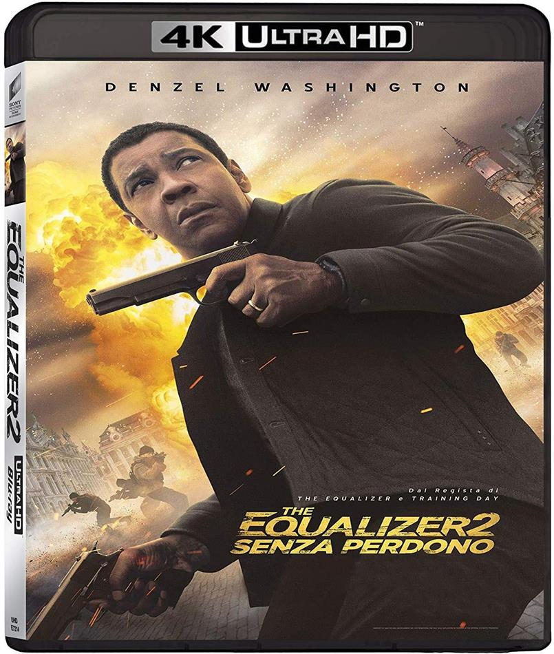 The Equalizer 2 - Senza perdono (2018) (4K Ultra HD + Blu-ray)