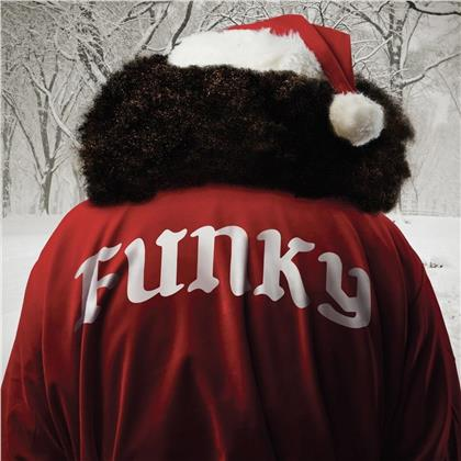 Aloe Blacc - Christmas Funk (Red&White Split Vinyl, LP)