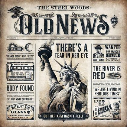 Steel Woods - Old News (2 LPs)