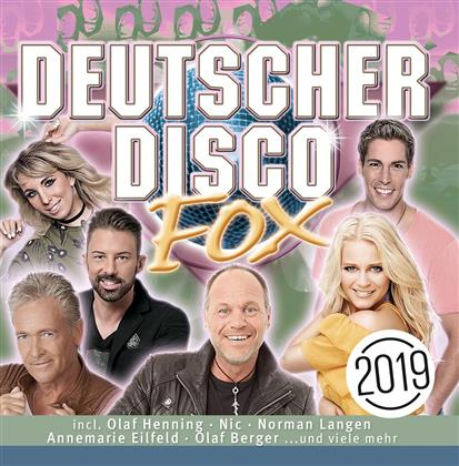 Deutscher Disco Fox 2019 (2 CDs)