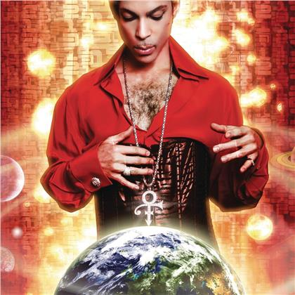 Prince - Planet Earth (2019 Reissue, Purple Vinyl, LP)