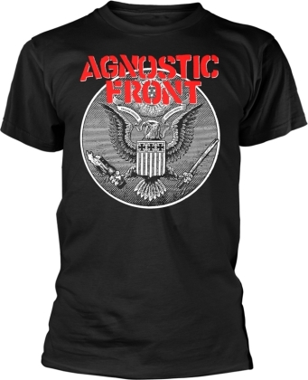 Agnostic Front - Against All Eagle