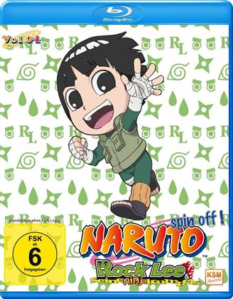 Naruto Spin-Off! Rock Lee und seine Ninja Kumpels - Volume 4: Episode 40-51 (2 Blu-rays)