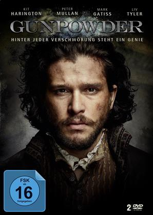 Gunpowder - Mini-Serie (2 DVDs)