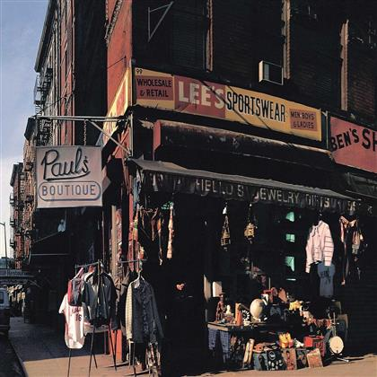 Beastie Boys - Paul's Boutique (2018 Reissue, Remastered, LP)
