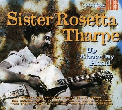 Sister Rosetta Tharpe - Up Above My Head (2018 Reissue, Wax Love, LP)