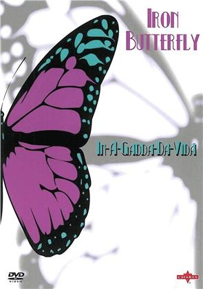 Iron Butterfly - Iron Butterfly - In A Gadda Da Vida (DVD + CD)