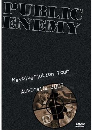 Public Enemy - Public Enemy - Revolverlution Tour 2003 (2 DVDs)