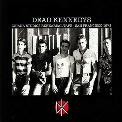 Dead Kennedys - Iguana Studios Rehearsal Tapes (LP)