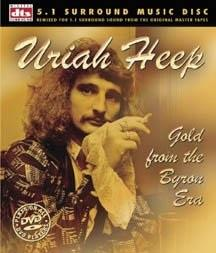 Uriah Heep - Uriah Heep - Gold From Byron Era