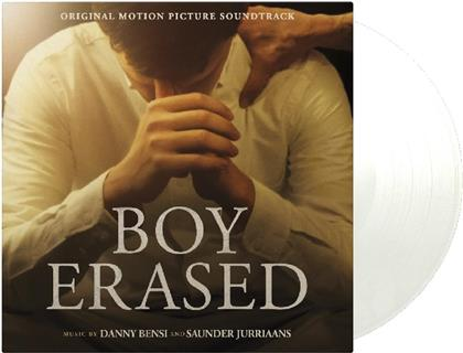 Troye Sivan, Danny Bensi, Saunder Jurriaans & Jonsi - Boy Erased - OST (Gatefold, at the movies, Transparent Vinyl, LP)